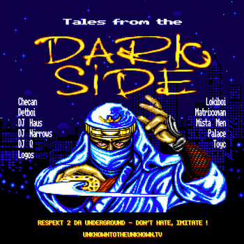 Tales From The Darkside CD comp