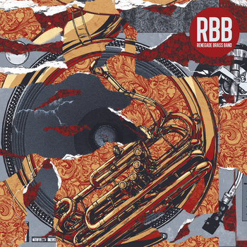 RBB: Rhymes, Beats & Brass cover art