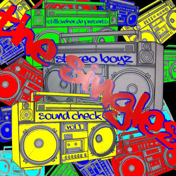 Sound Check MixTape Singles cover art