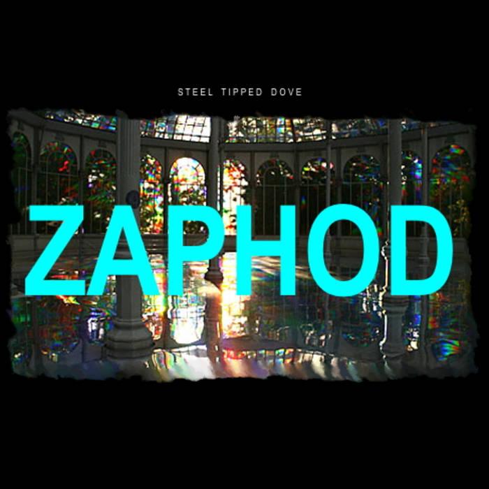 ZAPHOD (beat tape) cover art