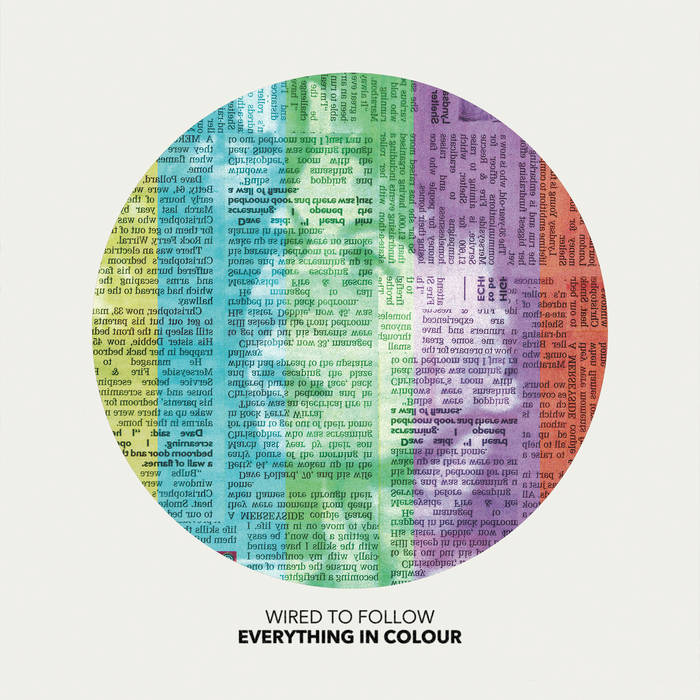 Everything in Colour cover art