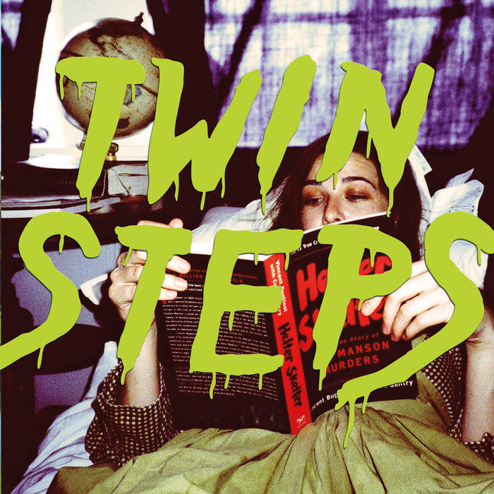 "Twin Steps ""Plague Songs"" cover art"