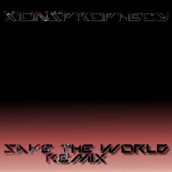Save the World Remix cover art