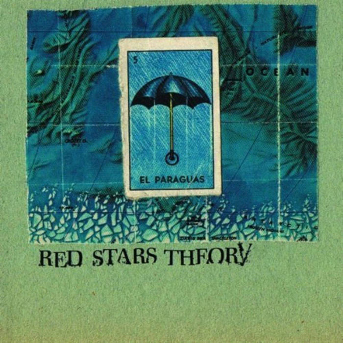 Red Stars Theory cover art
