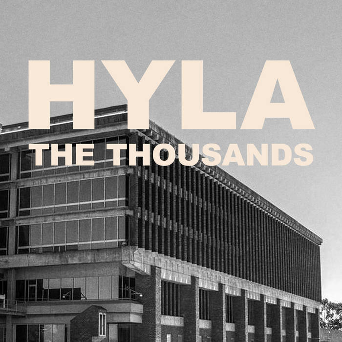 The Thousands cover art