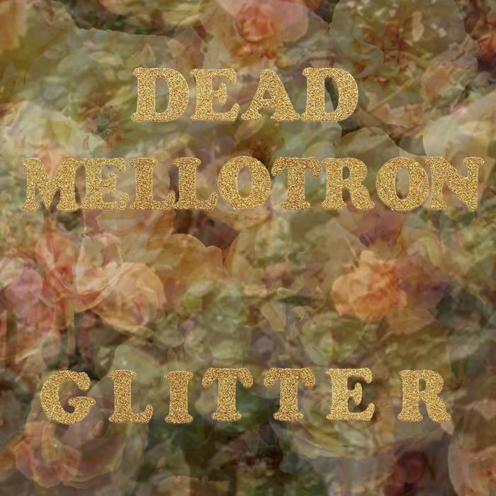 Glitter cover art