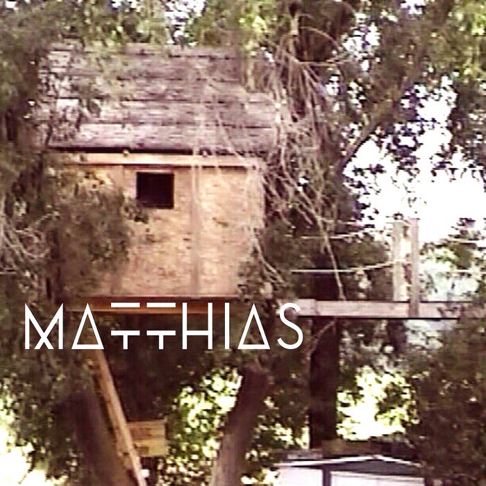 The Matthias EP cover art