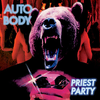 Priest Party cover art