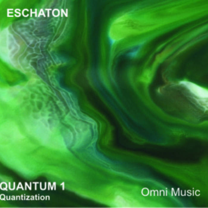 Quantum 1: Quantization cover art