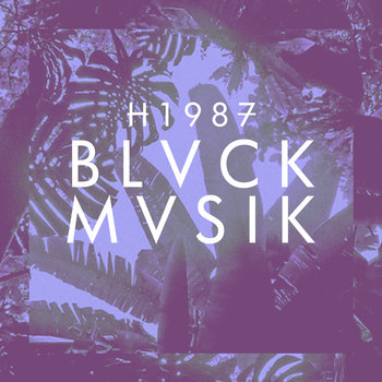 BLVCK MVSIK cover art