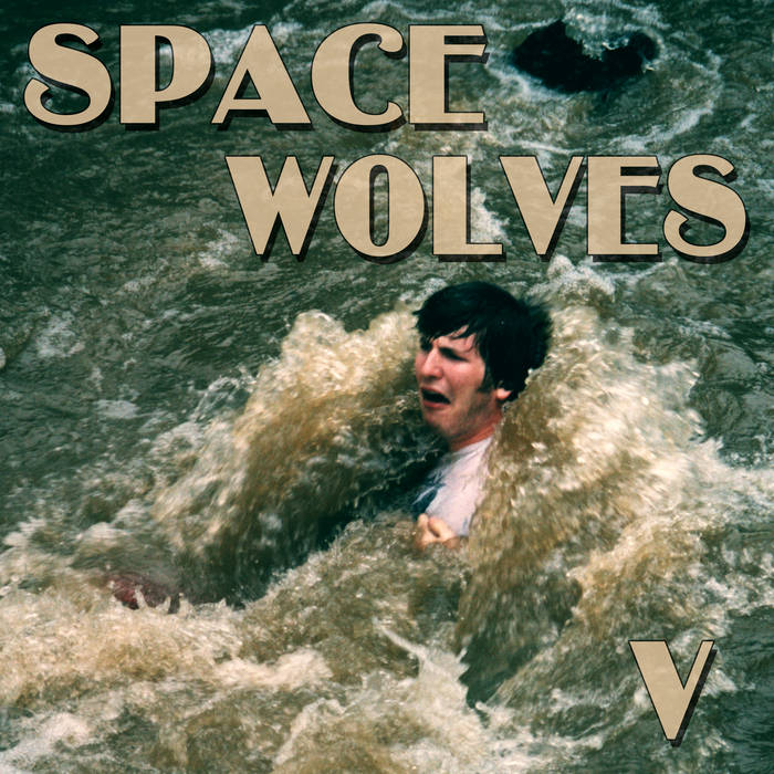 Space Wolves V cover art