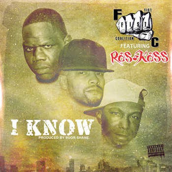 I Know (feat. Ras Kass) cover art
