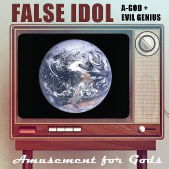 Amusement For Gods cover art