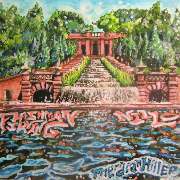Meridian Hill EP cover art