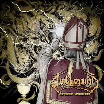 Eucharistiae Sacramentum cover art