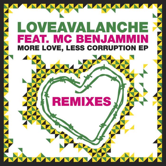 Less Corruption Remixes EP cover art