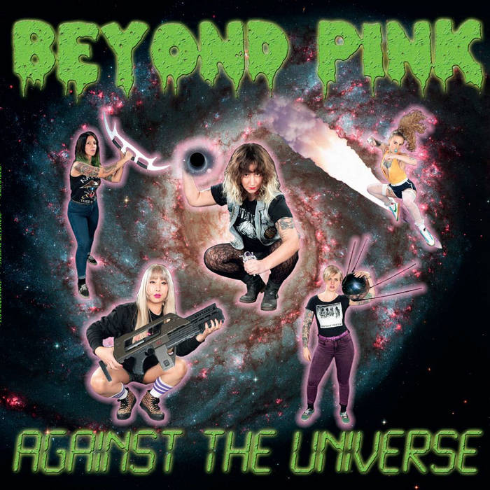 Against the Universe cover art
