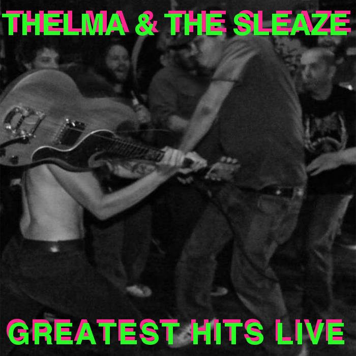 GREATEST HITS LIVE cover art