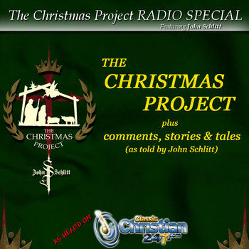 THE CHRISTMAS PROJECT RADIO SPECIAL cover art