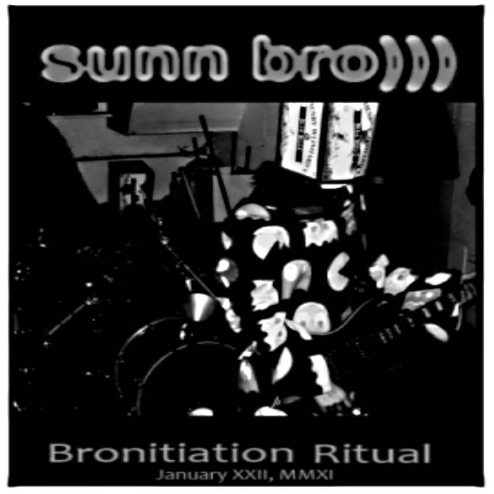 Bronitiation Ritual cover art
