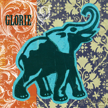 Glorie cover art