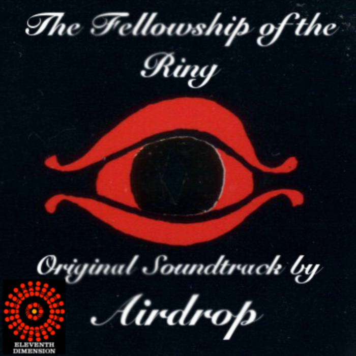 The Fellowship of the Ring EP cover art