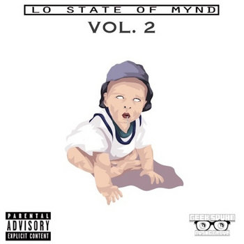 LO STATE OF MYND VOL. 2 cover art