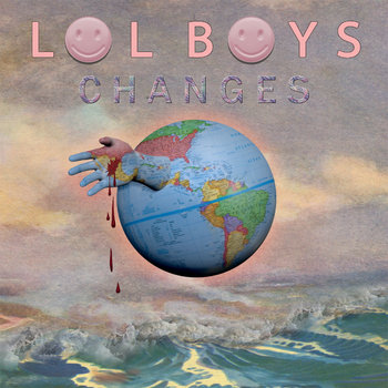 Changes EP cover art