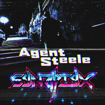 Agent Steele cover art