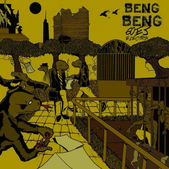 Beng Beng Goes ElectriK cover art