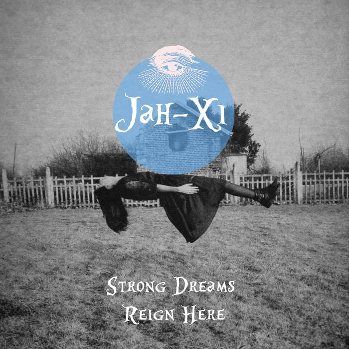 Strong Dreams Reign Here cover art