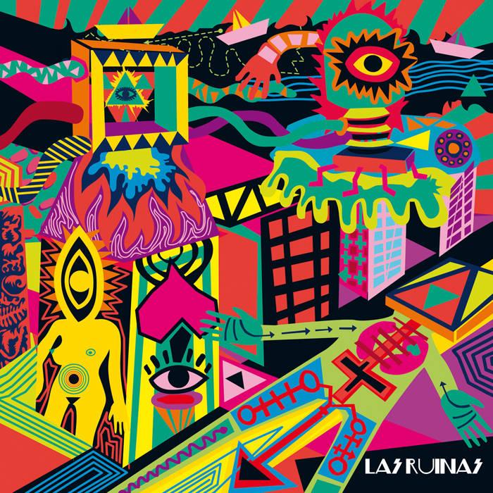 Disco de autoayuda para mutantes (2011) cover art