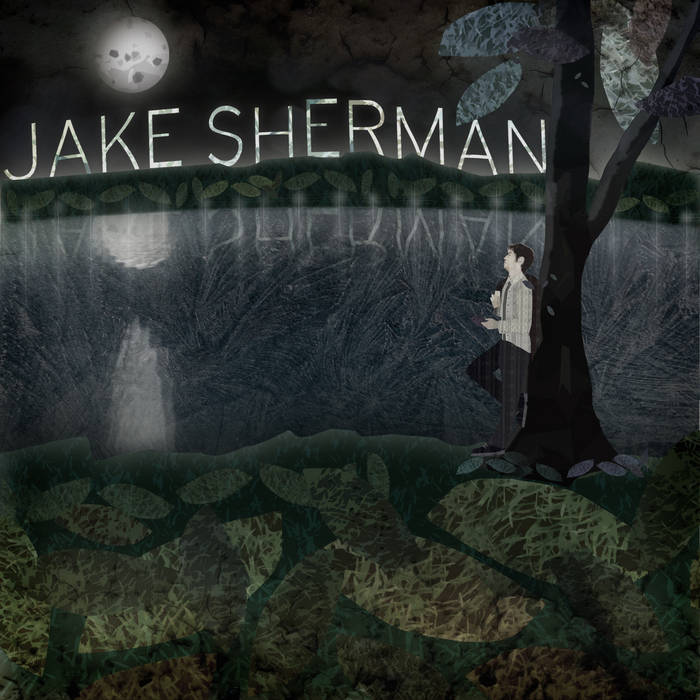 Jake Sherman cover art