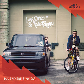 Dude Where's My Car cover art