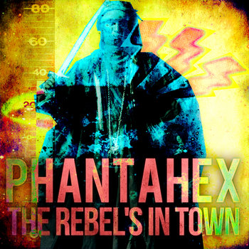 The Rebel's In Town cover art
