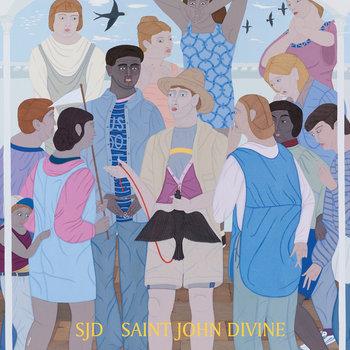 Saint John Divine cover art