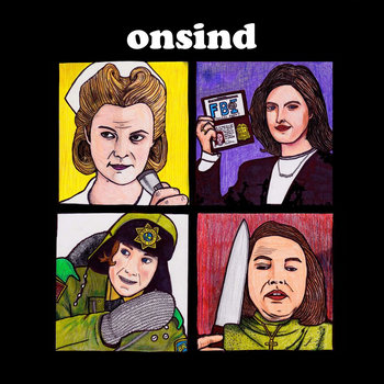 Mildred, Margie, Annie, Clarice cover art