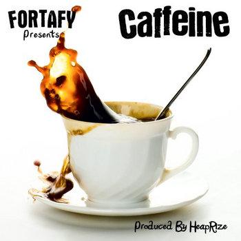 CAFFEINE cover art