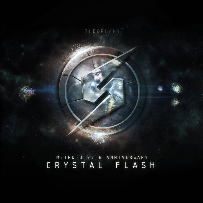 Crystal Flash EP cover art