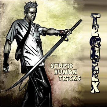 Stupid Human Tricks cover art