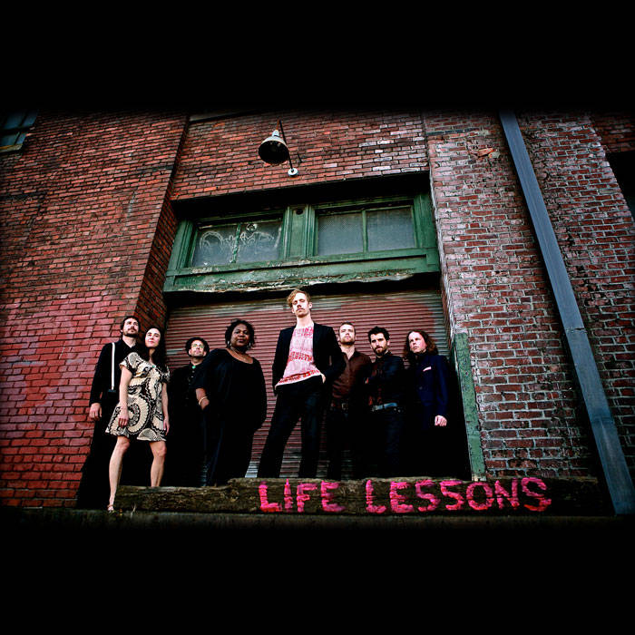 Life Lessons (single) cover art