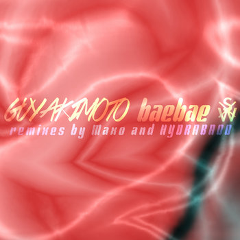 BaeBae EP cover art