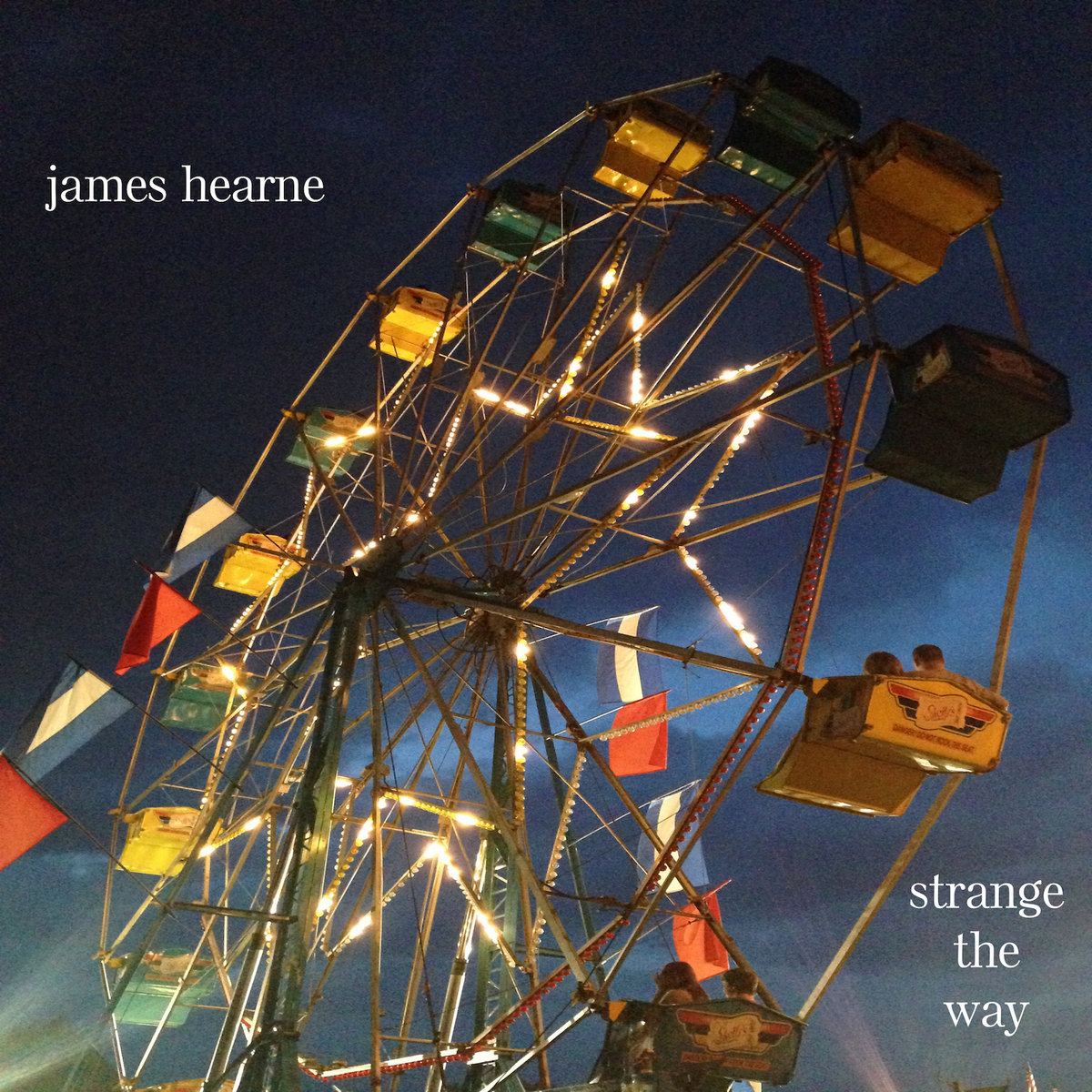 Strange The Way by James Hearne