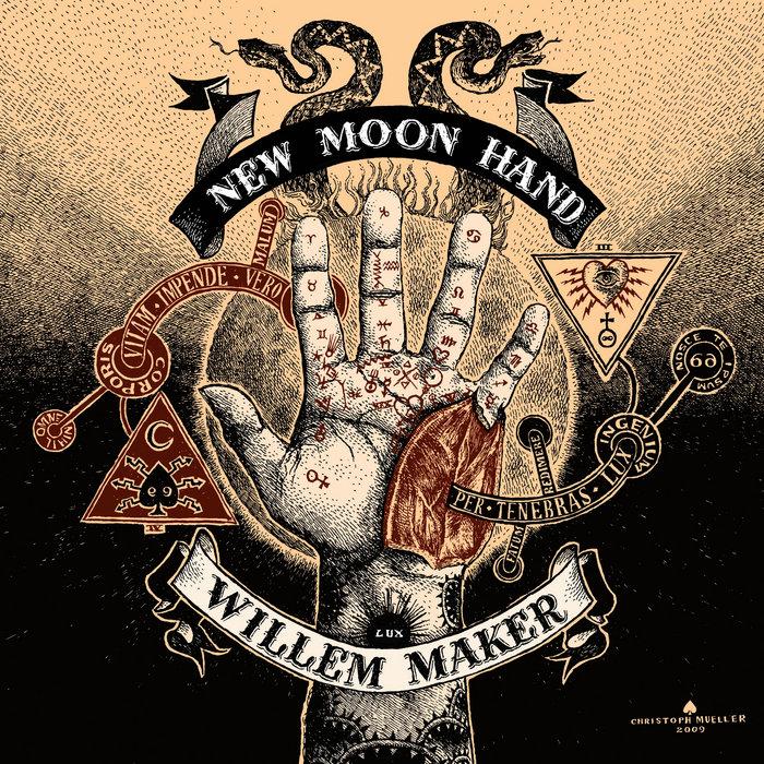 Willem Maker New Moon Hand New Moon Hand | Willem Maker