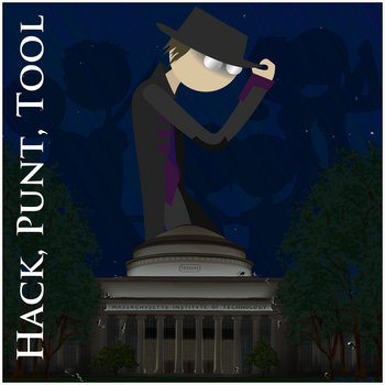Hack, Punt, Tool Original Cast Recording cover art