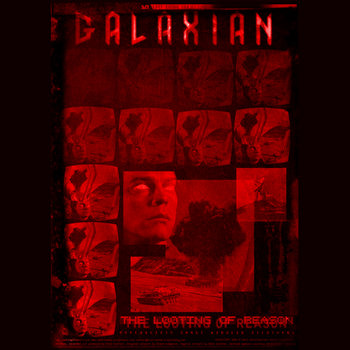 """GALAXIAN - THE LOOTING OF REASON 12"""" Vinyl  [TRAJECTORY 1003] cover art"""