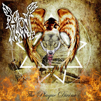 The Plague Divine cover art