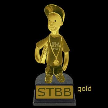 STBB Gold cover art