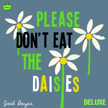 Free!  Please Don't Eat The Daisies cover art