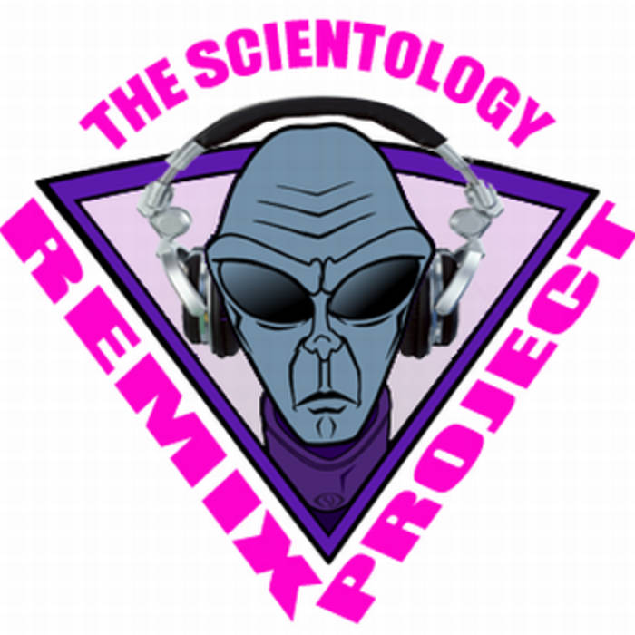 The Scientology Remix Project cover art